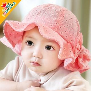 婴儿帽子凉帽