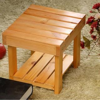 实木便携式小板凳