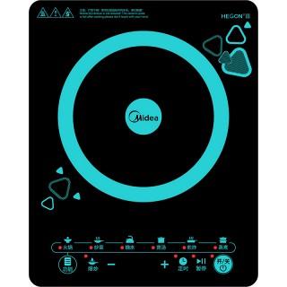 4折/【美的厨电】midea/美的 c21-rt2140美的电磁炉特价 家用薄触摸