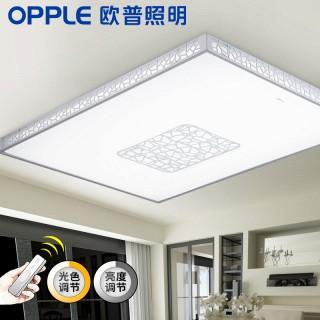 7折/【欧普照明】中式长方形led吸顶灯具    图片