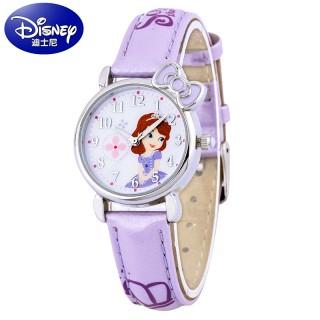 女童小公主苏菲亚儿童手表