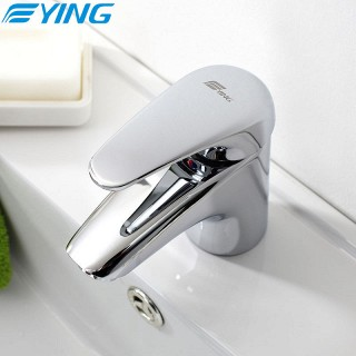浴室柜洗脸盆台上盆冷热水龙头