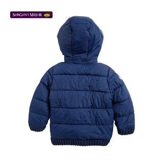 男童棉服外套加厚保暖