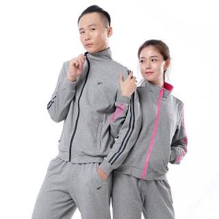 情侣运动套装男女跑步套装