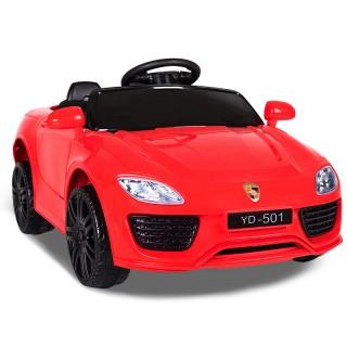 【灵贝】儿童电动可坐大保时捷玩具汽车(多色选) ¥618 返142.
