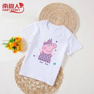 小猪佩奇短袖t恤