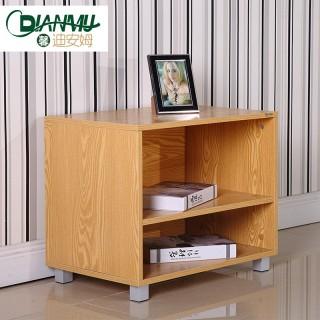 实木板式实木床头柜