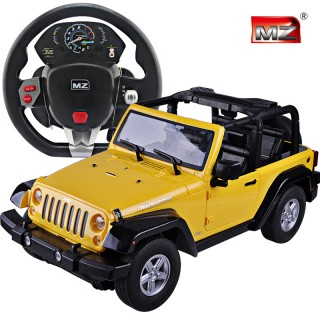 牧马人遥控车玩具