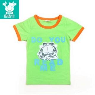 儿童短袖t恤衫