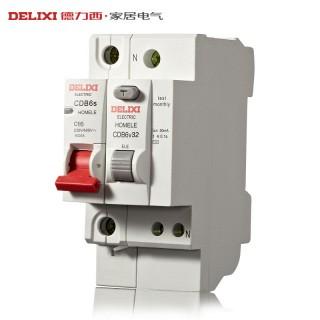家用断路器漏电保护器