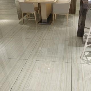 800*800灰木纹亮光地板砖