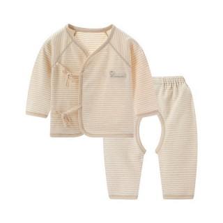 新生儿彩棉和尚服