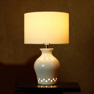 京东 欧式台灯客厅书房卧室床头艺术台灯