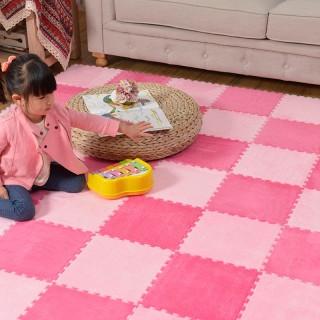欧式泡沫拼接地毯垫
