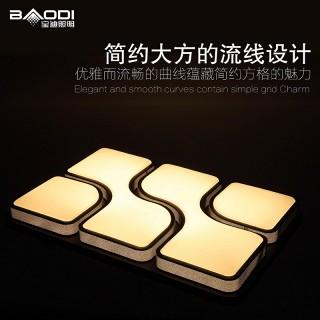 led长方形灯具图片