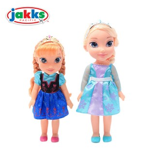 冰雪奇缘艾莎安娜公主娃娃