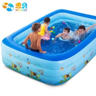狗透明支架游泳池