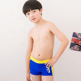 新款儿童泳衣