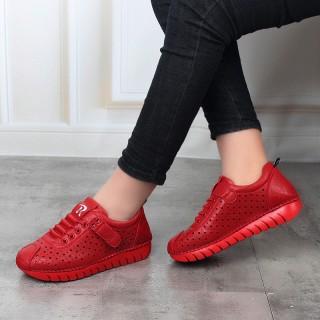 学院风学生网面女生鞋子