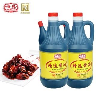 上新预告 今日10:00开抢 海堤精选酱油800ml*2瓶 ¥ 38.